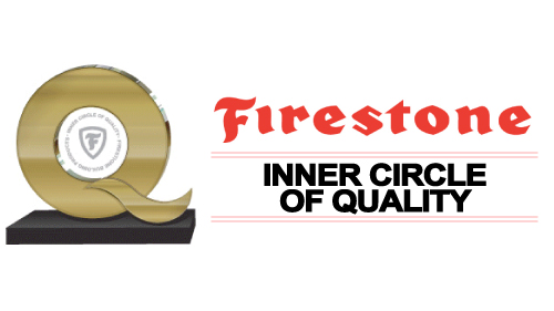 Firestone Inner Circle of Quality Award, Apple Roofing